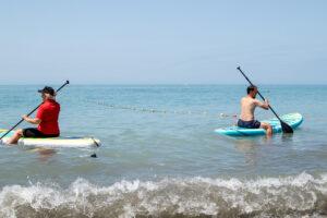 пляж Лучезарный