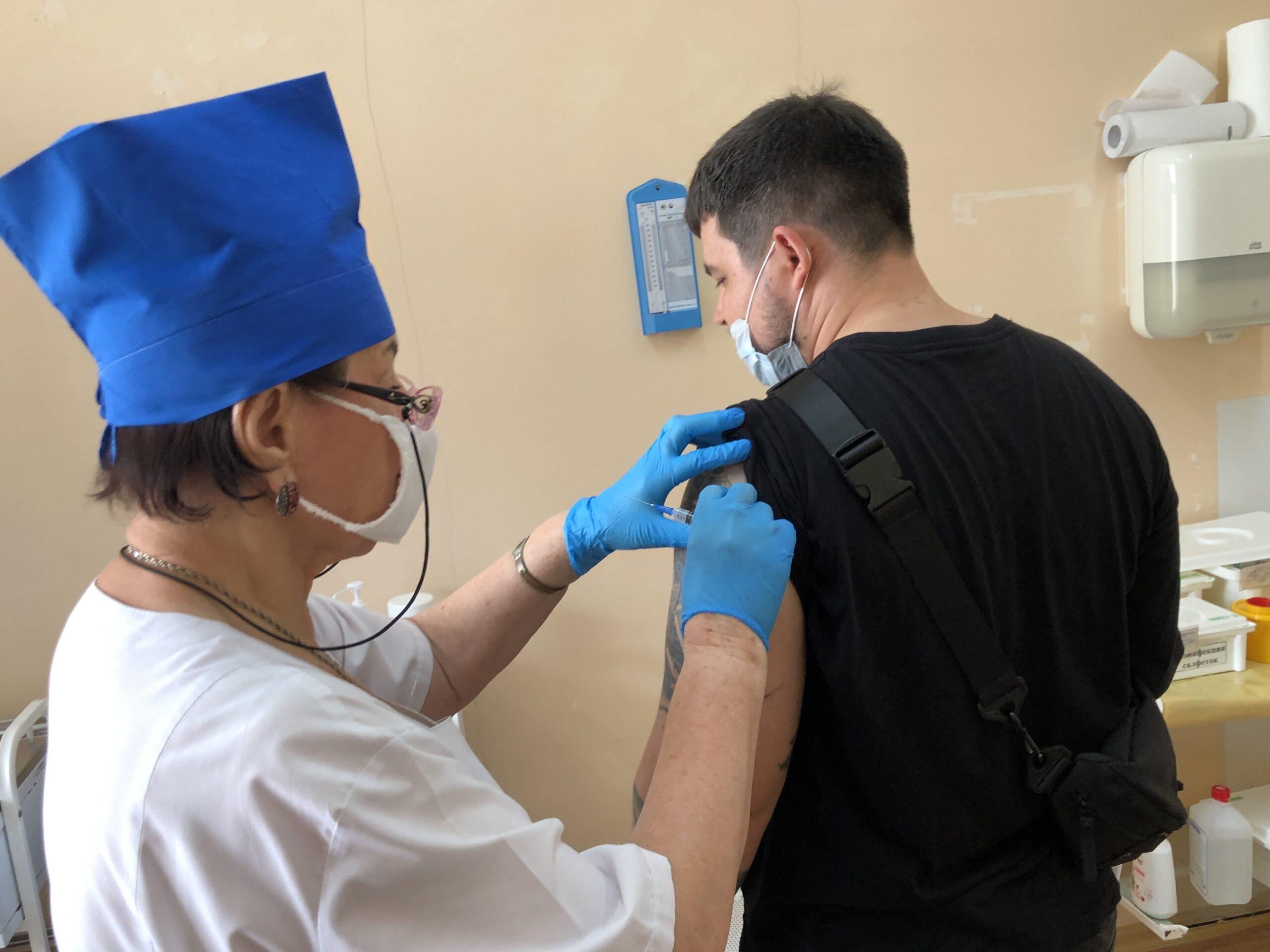 Лучезарный вакцинация от ковид Сочи