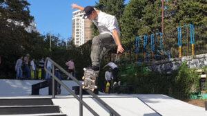 скейт парк в Сочи Вилла Вера